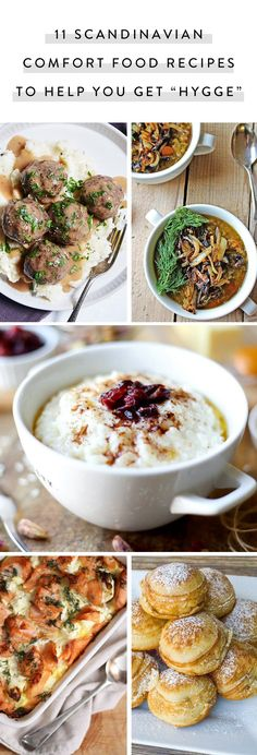You haven't truly achieved hygge until you've tried these 11 Scandinavian comfort food recipes.