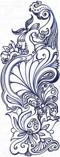 butterfly-khatai-harmony by amin-anim