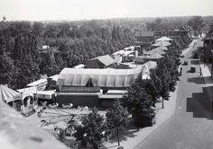 Circus Lindeplein '50
