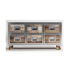 Vavoom Emporium - Roadie Sideboard-6 Drawers, $2,960.00 (http://www.vavoom.com.au/roadie-sideboard-6-drawers/)