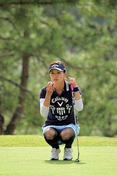 Incredible Stylish Women's Golf Clothing Ideas. Ravishing Stylish Women's Golf Clothing Ideas. Cool Tights, Black Tights, Girls Golf, Ladies Golf, Sexy Golf, Sports Today, Golf Player, Italian Women, Golf Fashion