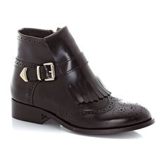 Boots en cuir MADEMOISELLE R : prix, avis & notation, livraison. Marque : Mademoiselle R.Dessus : cuirDoublure : textileSemelle intérieure : cuirSemelle extérieure : élastomère