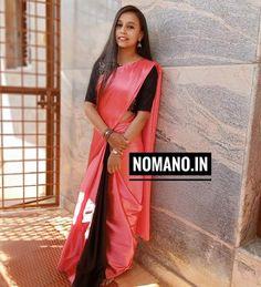 Satin Saree, Silk Satin, Silk Sarees, Blouse Designs, Fabrics, Sari, Free, Instagram, Fashion