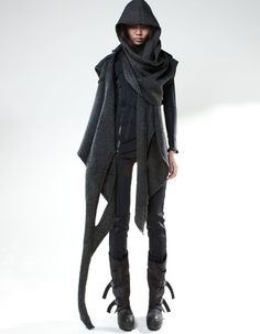 Demobaza........apocalyptic fashion, post-apocalyptic fashion, post-apocalypse, dystopian,