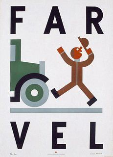 Danish poster. c. 1945.