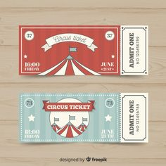 Coupon Design, Ticket Template Free, Circus Tickets, Purple Christmas Tree, Christmas Tables, Coastal Christmas, Christmas Crafts, Gift Voucher Design, Movie Night For Kids