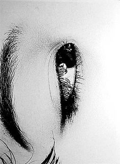 Araki...Why are some Asian girls insisting on surgery to have their eyeshape rounded!....This is so Beautiful!