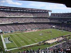 NFL's Eagles Score With Stadium Solar, Wind