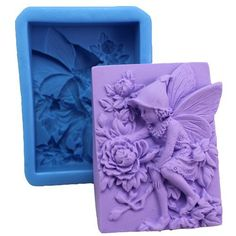 Fairy & Pretty Peony 0565 Craft Art Silicone Soap mold Craft Molds DIY by Longzang, http://www.amazon.com/dp/B008LKZ7XG/ref=cm_sw_r_pi_dp_RSOKqb1AT853X