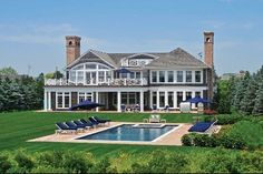 Future house in the Hamptons
