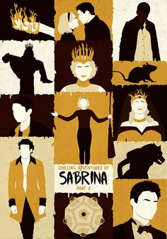 Chilling Adventures of Sabrina Part II - RJ Biescas Van Gogh Pinturas, Kiernan Shipka, Sabrina Spellman, Witch Art, A Silent Voice, Iphone Background Wallpaper, Archie Comics, Horror Movies, Favorite Tv Shows
