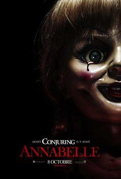 Annabelle, Film de John R. Leonetti avec Annabelle Wallis, Ward Horton, le préquel de Conjuring. John Form a le cadeau pour sa femme Mia, une poupée.