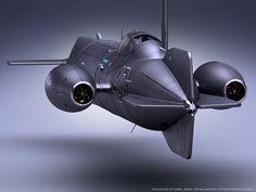 Captain America Submarine Concept