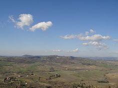 Terras de Siena: paisagens oniricas - Parte 1   GIRO PELA TOSCANA por Roberta Ristori