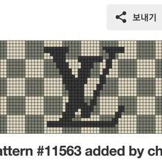 Tapestry Crochet Patterns, Bead Loom Patterns, Perler Patterns, Beading Patterns, Knitting Patterns, Filet Crochet, Crochet Stitches, Cross Stitch Designs, Cross Stitch Patterns