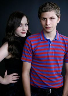Michael Cera and Kat Dennings - Nick and Norah's Infinite Playlist Micheal Cera, Awkward Pictures, Nick And Nora, Really Hot Guys, Mr Men, Nicholas Hoult, Kat Dennings, Mikey