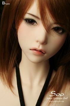 "doll 人形 Senior Iplehouse Doll ""Soo"" 球体関節人形の IPLEHOUSE"