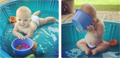 baby pool play