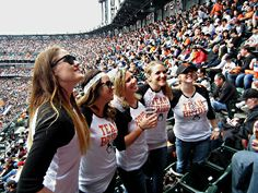 AT&T Park is one of my top three ballparks to see a game. So much to see and do, not to mention great local foods and wines to try right inside the gates. A definite stop when you're in the SF area and a game is being played. http://www.stadium-advisor.com/san-francisco-giants-stadium.html