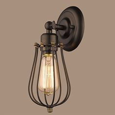 Ecopower Vintage Style Industrial Black Mini Wire Cage Wall Sconce CLAXY http://www.amazon.com/dp/B00MEANR7W/ref=cm_sw_r_pi_dp_dMyPwb1TH9838