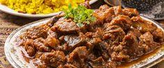 Die orientalische Küche lockt mit tollen Gewürzkombinationen. Dieses Lammragout duftet nach Zimt und Kokos und ist einfach nachgekocht.