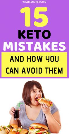Keto Mistakes that could be jeopardising your weight loss efforts. Are you making these common keto mistakes that are stalling your weight loss? Stop making these keto mistakes and get back on track today! Ketogenic Diet Plan, Ketogenic Diet For Beginners, Keto Diet For Beginners, Keto Meal Plan, Ketosis Diet, Carbohydrate Diet, Dukan Diet, Ketogenic Lifestyle, Receitas Crockpot