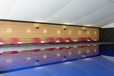 The Lakes by Yoo - swimming pool - Natural Stone surfaces protected with FILA - Superfici in pietra protette con FILA