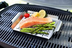 Weber Q stainless steel grill pan 91134 – The grill shop Source by How To Clean Bbq, Clean Grill, Grill Cleaning, Webber Bbq, Bbq Sale, Vegetable Skewers, Best Charcoal Grill, Pizza Oven Outdoor, Bbq Accessories