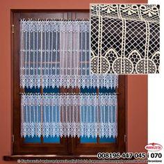 #Zazdrostka_metrażowa Efektowna, kremowa zazdrostka uszyta z koronki gipiurowej. Wysokość 70 cm. Jest niewątpliwie piekną dekoracją okna kuchennego i nie tylko. Nie wymaga prasowania! Firanka dobrze przepuszcza powietrze i światło. Kolor kremowy ociepli wizualnie pomieszczenie.  wysokość: 70 cm  kolor: kremowy materiał: koronka gipiurowa nie wymaga prasowania kasandra.com.pl
