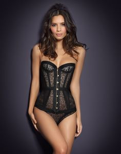 Agent Provocateur.. Something like this would be good for under my bridesmaid dress.. For keeping things in place.