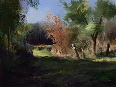 Garden, Tymoteusz Chliszcz on ArtStation at https://www.artstation.com/artwork/yVeGJ