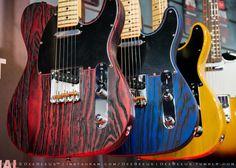 Fender Sand Blasted Tele