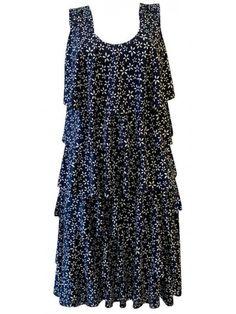 robe volants superposés fleurs - CpourL Dresses, Fashion, Fashion Ideas, Trendy Outfits, Dress Ideas, Gowns, Flowers, Vestidos, Moda