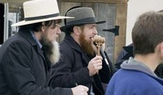 Amish Mud Sale and Auction in Pennsylvania Dutch Country