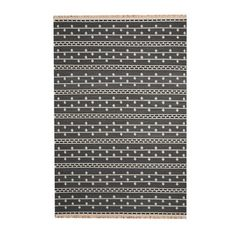 Herat Oriental Indo Hand-Woven Tribal Vegetable Dye Wool Kilim (5'6 x 8') - Free Shipping Today - Overstock.com - 17494046 - Mobile