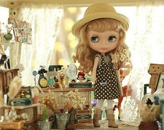 Miss yo 2015 Summer & Autumn Puff Sleeves Vintage Dress for