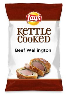 Wouldn't Beef Wellington be yummy as a chip? Please like on https://www.dousaflavor.com if you think so! Thanks!
