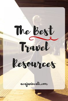 Check out my favorite travel resources! Click here to find out what I use to make my travels easy and affordable!