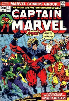 captain marvel book - Buscar con Google