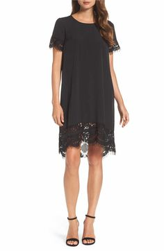 Main Image - French Connection Crepe Shift Dress