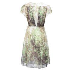 MYTENO / zi sclavie femei originale 2015 New V-Neck Print Dress - Zuru air Services Shanghai, V Neck, Formal Dresses, Fashion, Dresses For Formal, Moda, Formal Gowns, Fashion Styles, Formal Dress
