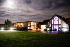 A Stunning Mythe Barn Wedding with 1000 Paper Cranes and hints of white and navy. - http://www.daffodilwaves.co.uk/ https://twitter.com/mythebarnwed