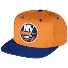82568079749 New York Islanders Flat Brim Hats Flat Brim Hat