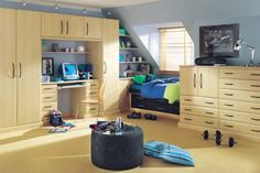 Amazing Teen Boy Bedrooms