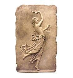 Relieve Ménade con Triángulo. Misterios dionisiacos. Figura de artesanía. Reproducción arqueológica, relieve arte neoclásico. Ideal para un regalo exclusivo.