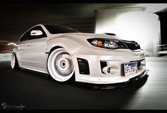 #Subaru STi ... beautiful!