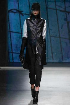 Fall 2013 Ready-to-Wear Kenneth Cole Collection
