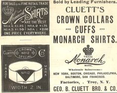 Knick of Time: Antique Graphics Wednesday - 1888 Advertisements