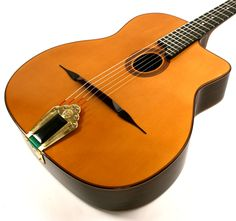 Archtop Guitar, Guitars, Gypsy Jazz, Traditional, Guitar