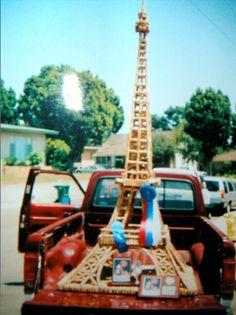 Cork Eiffel Tower!
